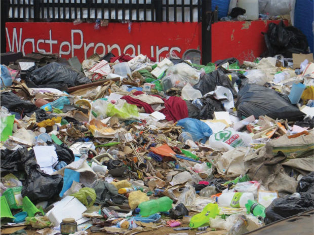 Waste plastic to fuel oil: an under-exploited opportunity