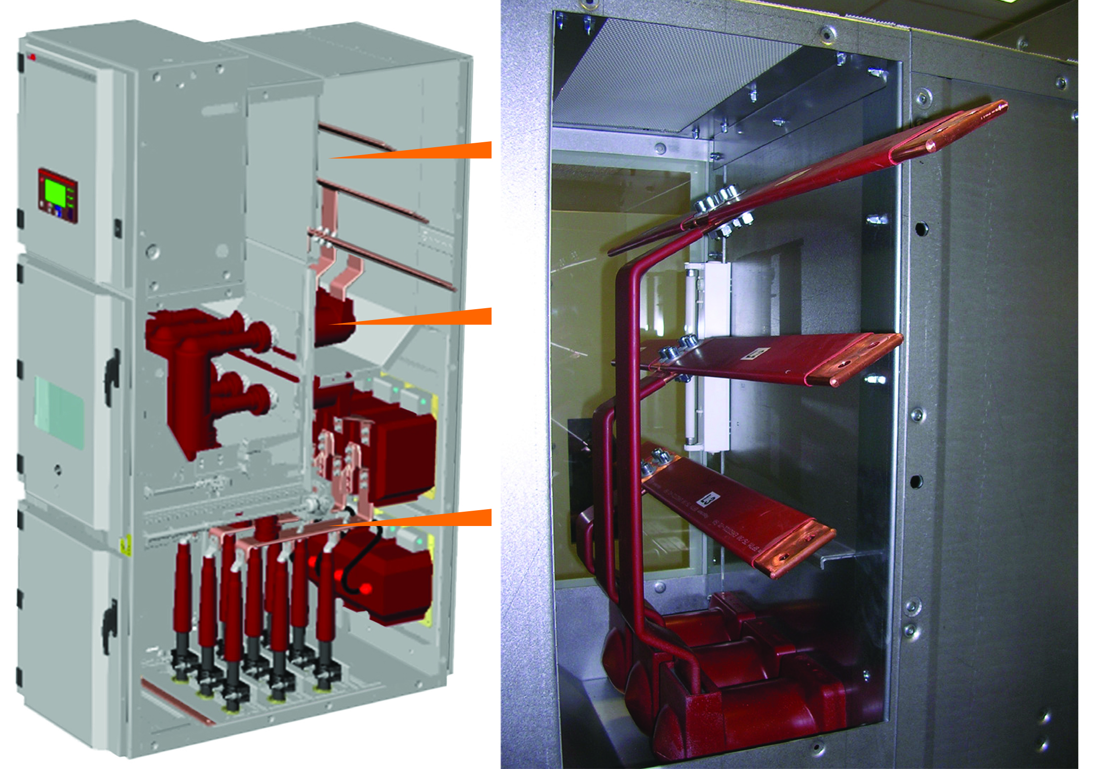 Early hot-spot detection in switchgear for condition-based