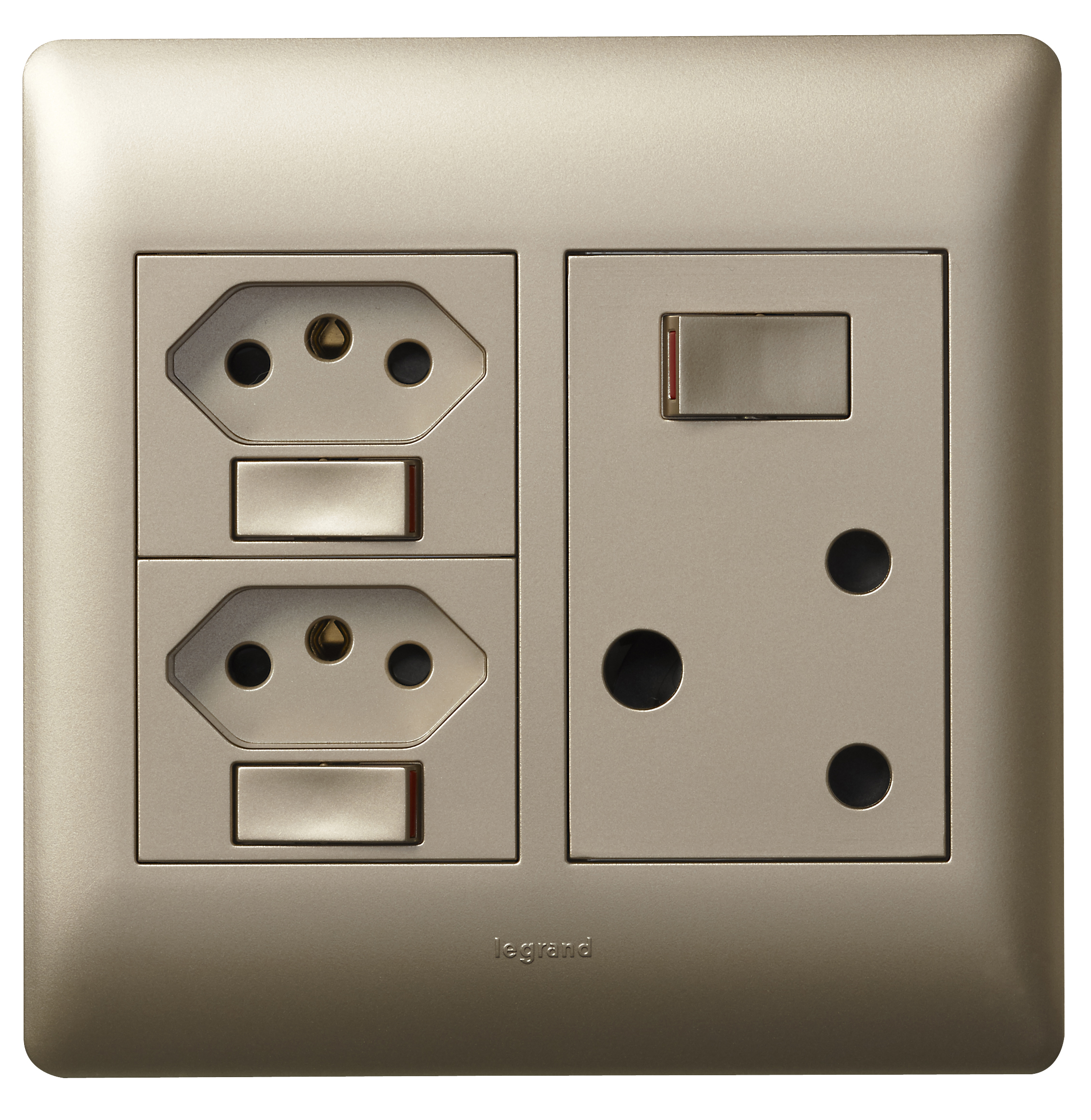 Legrands Ysalis Switches And Sockets Have Recently Been Launched In South Africa The Companys Strategy To Introduce A Chic Range Of Wiring Devices