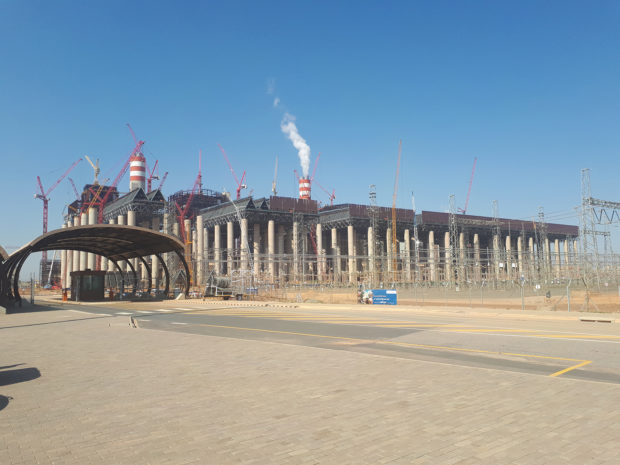 Kusile power station's systems on display   Credible Carbon
