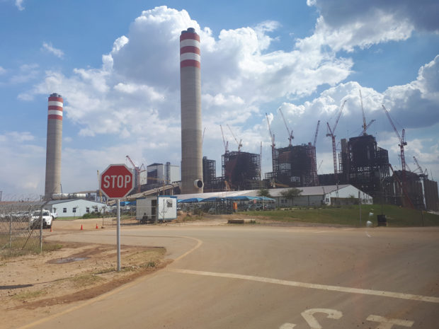 Kusile power station's systems on display - EE Publishers