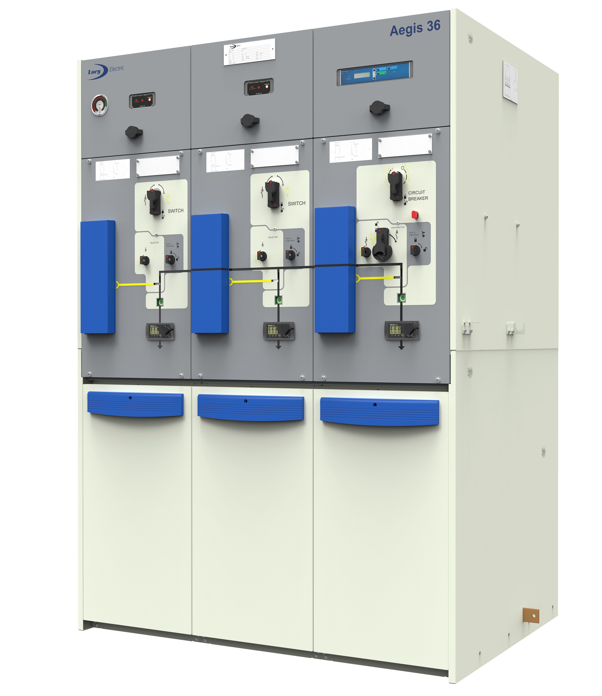 Product Range Extended With New Mv Ring Main Unit