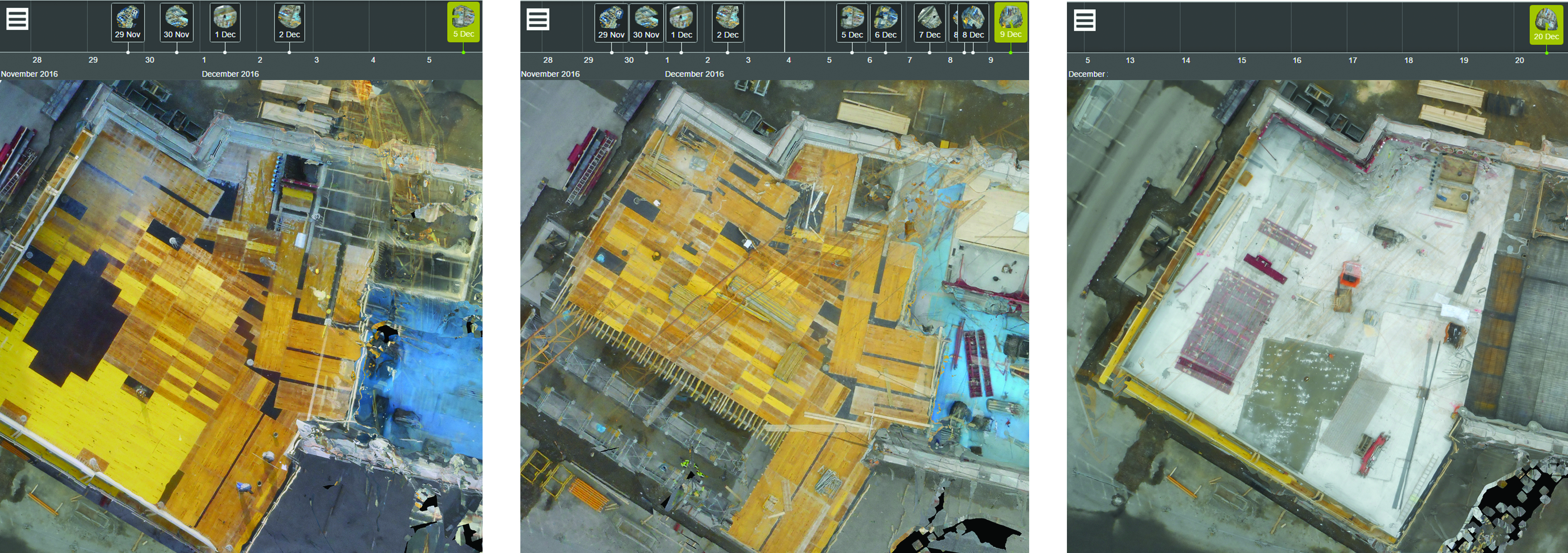 Crane camera site surveying: An alternative to UAVs? - EE Publishers