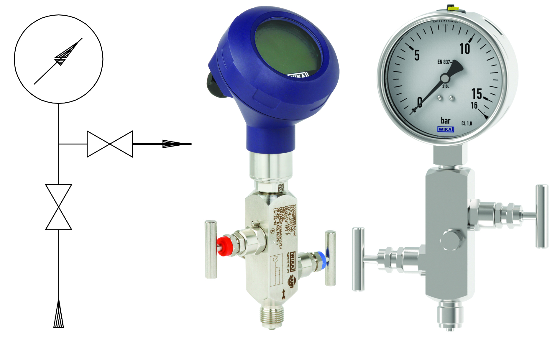 pressure gauge hook up Wika's fast team of audit experts knows that all too often this isn't the case not installing your gauges properly can lead to premature gauge failure and prevent you from troubleshooting issues with equipment or processes.