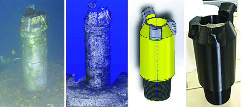 Subsea lidar used for 3D printing - EE Publishers
