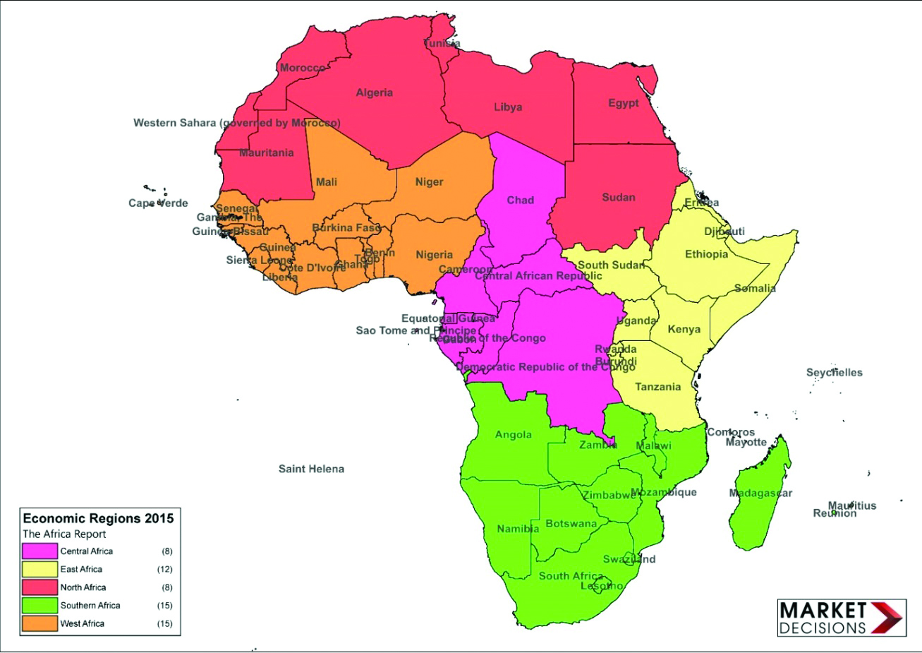 Geographically speaking Finding African geospatial layers EE