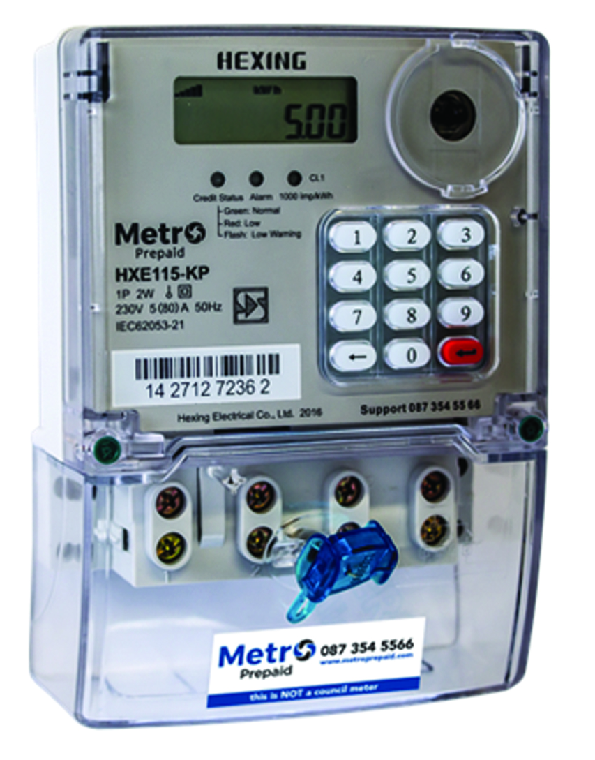 Sub meter with advanced tamper protection - EE Publishers