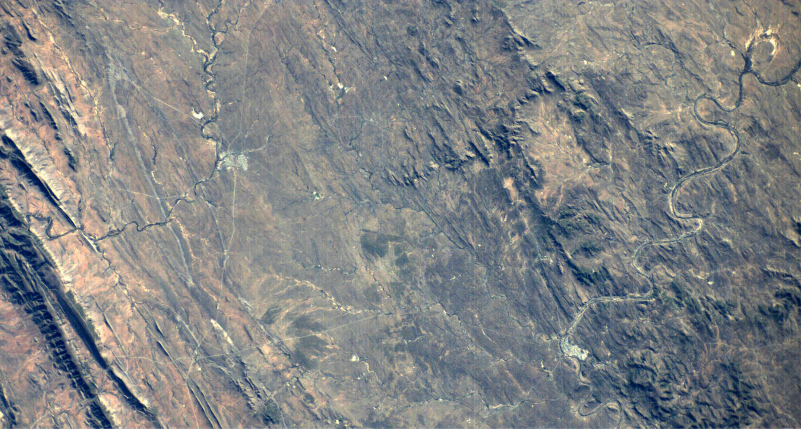 Newly released satellite imagery of the Eastern Cape, South Africa, as captured by SCS Aerospace's ultra-compact imagery payload.