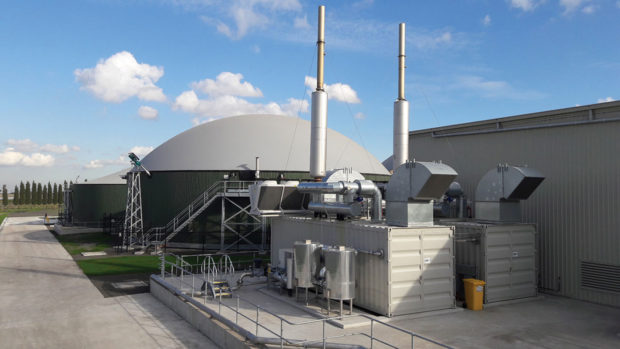 Honoured for biogas projects - EE Publishers