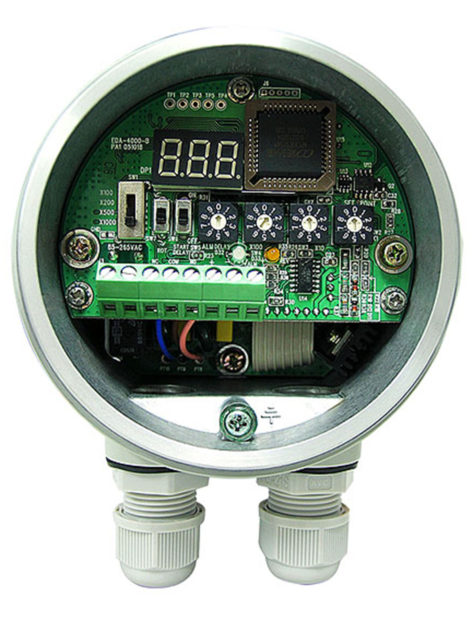 Rotating Speed Monitor : Switch monitor measures rotational speed ee publishers