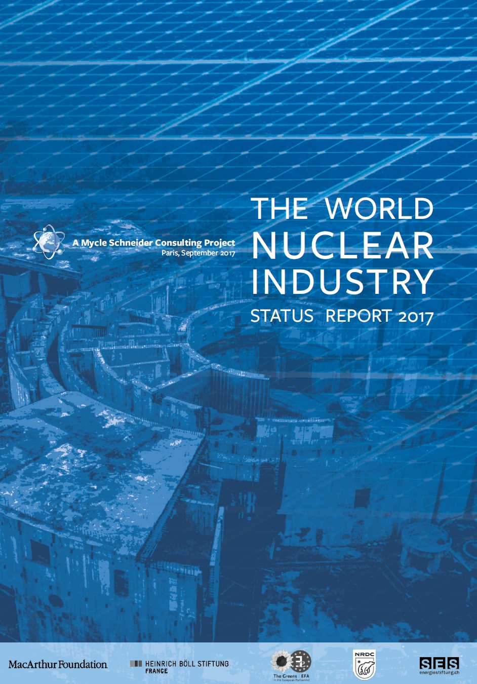 9fbff68895 Status of the international nuclear industry