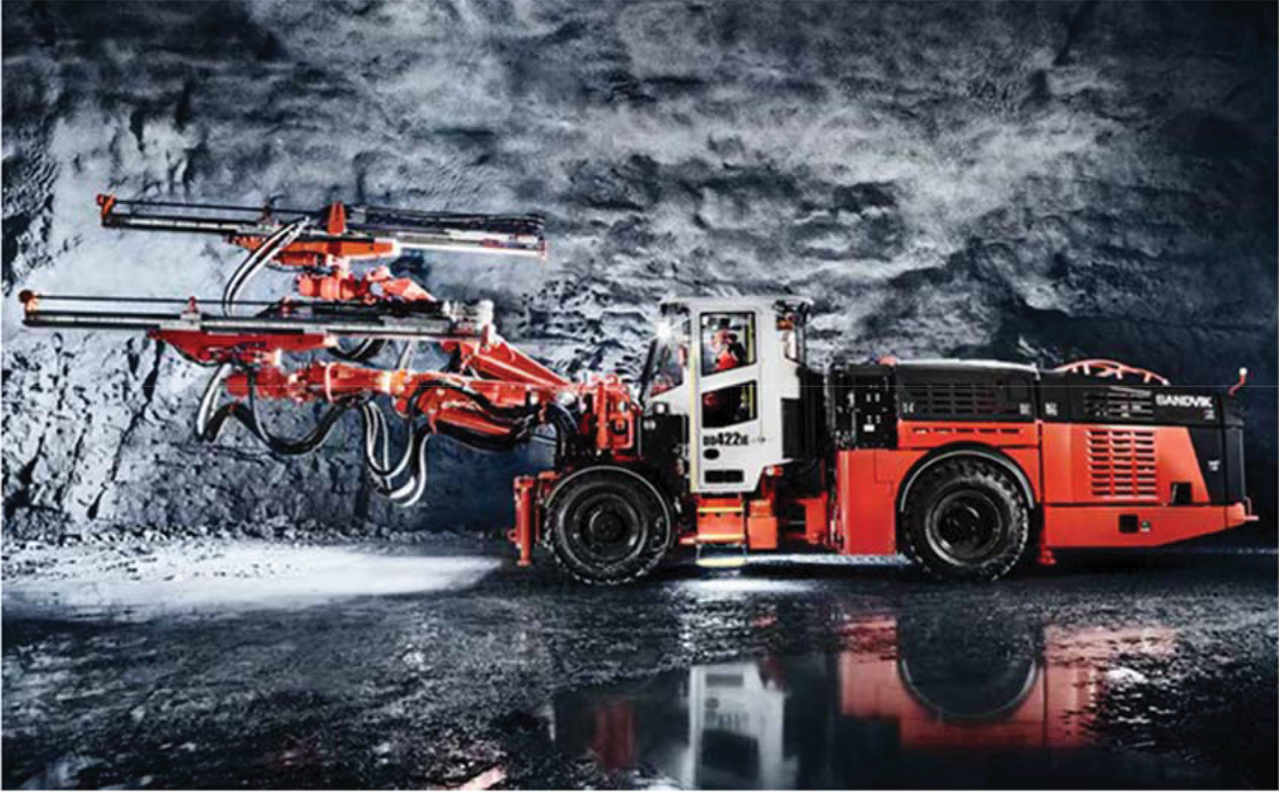Battery Electric Vehicles Are Changing The Face Of Mining