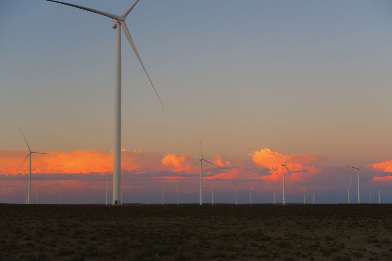 Precise GNSS positioning cuts costs on wind farm project