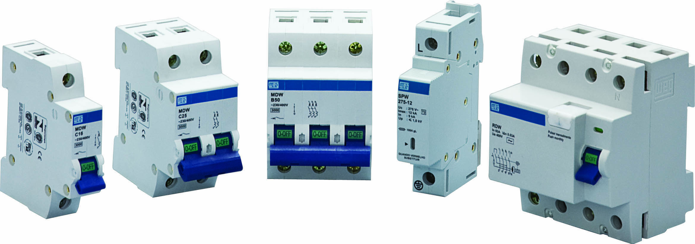Approved Miniature Circuit Breakers Credible Carbon House Mcb Breaker China High Quality The Weg Mdw And Mdwh Lines Comply With Tripping Characteristic Curves B C According To Iec 60898 60947 2