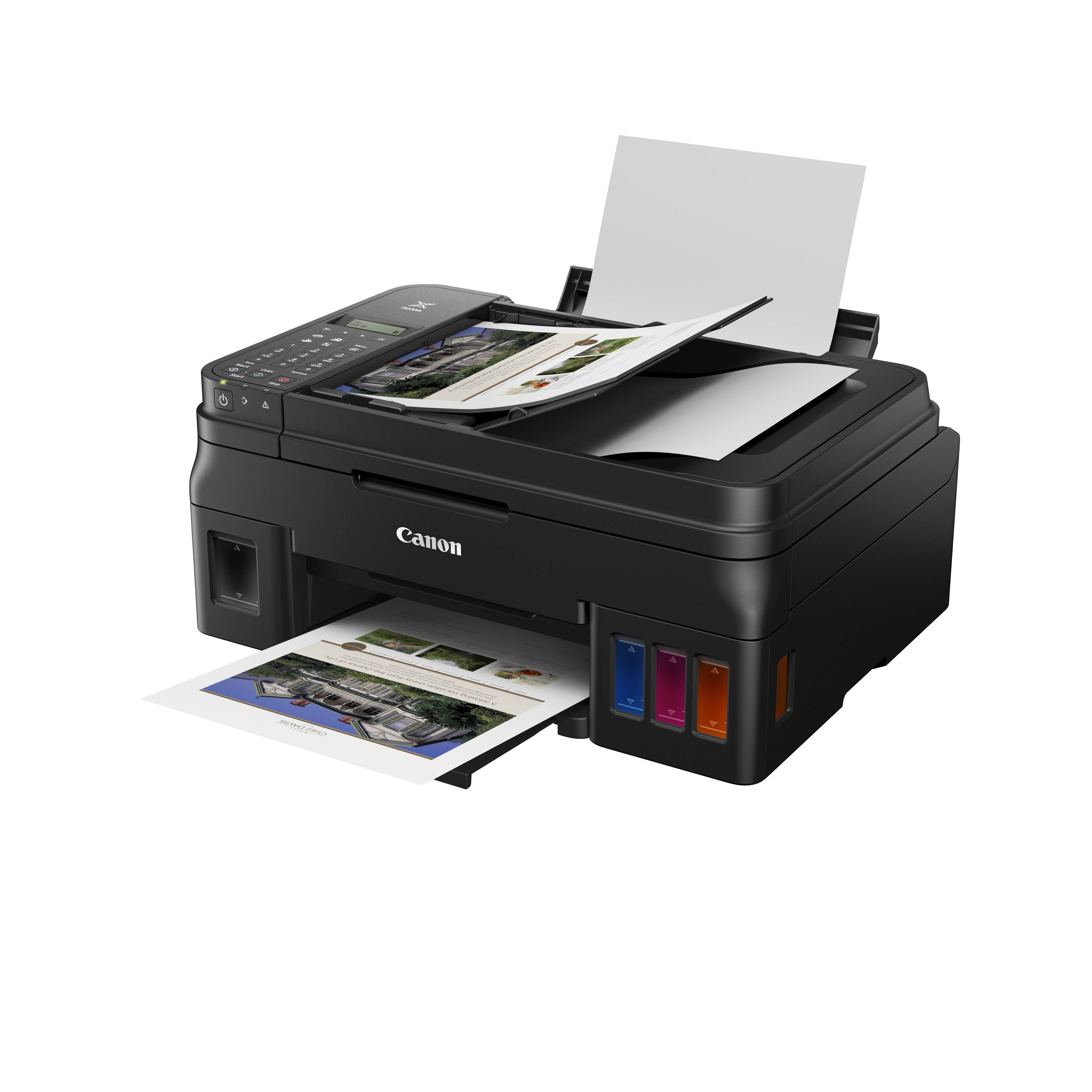 New range of refillable ink tank printers - EE Publishers