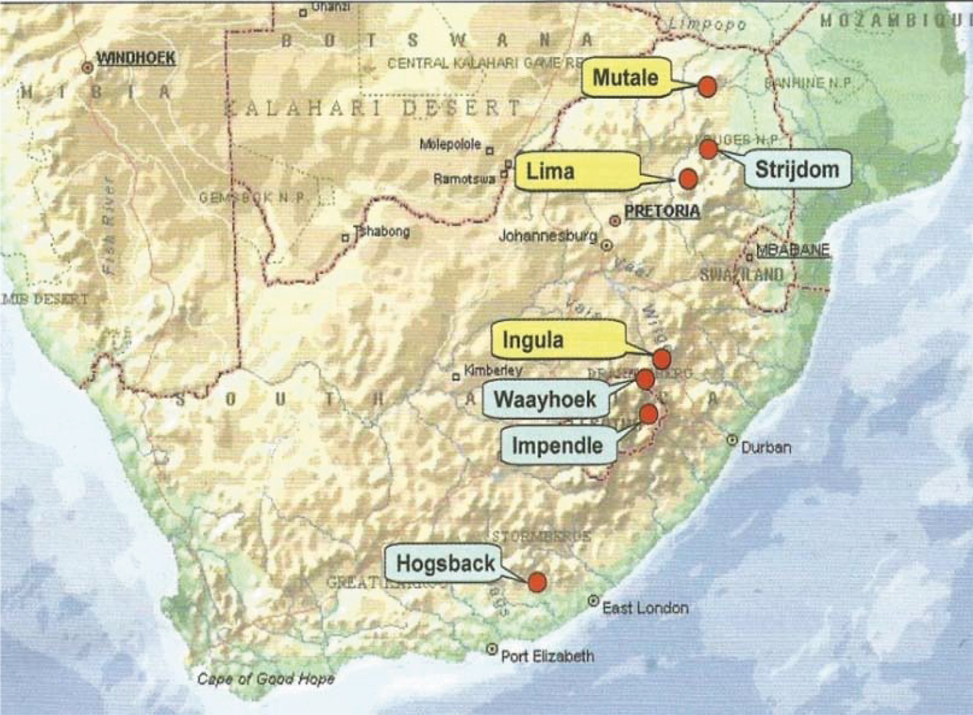 aaedfdfdcc554 The contribution of pumped storage schemes to energy generation in South  Africa
