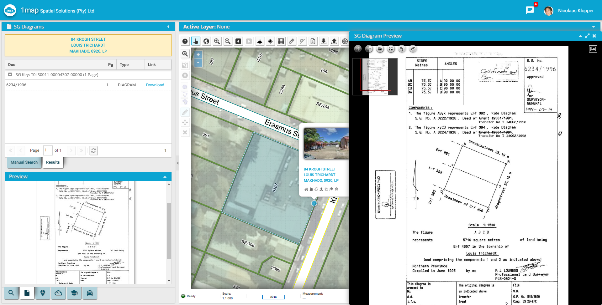 Reliable Online Access To Sg Diagrams
