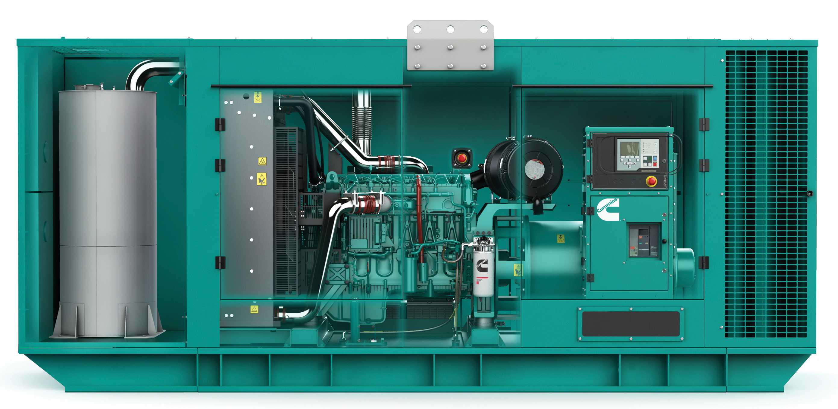 Cummins has announced the launch of the new C450 D5 genset model, as part of the new QSG12 diesel engine series. With an improved design and an advanced ...