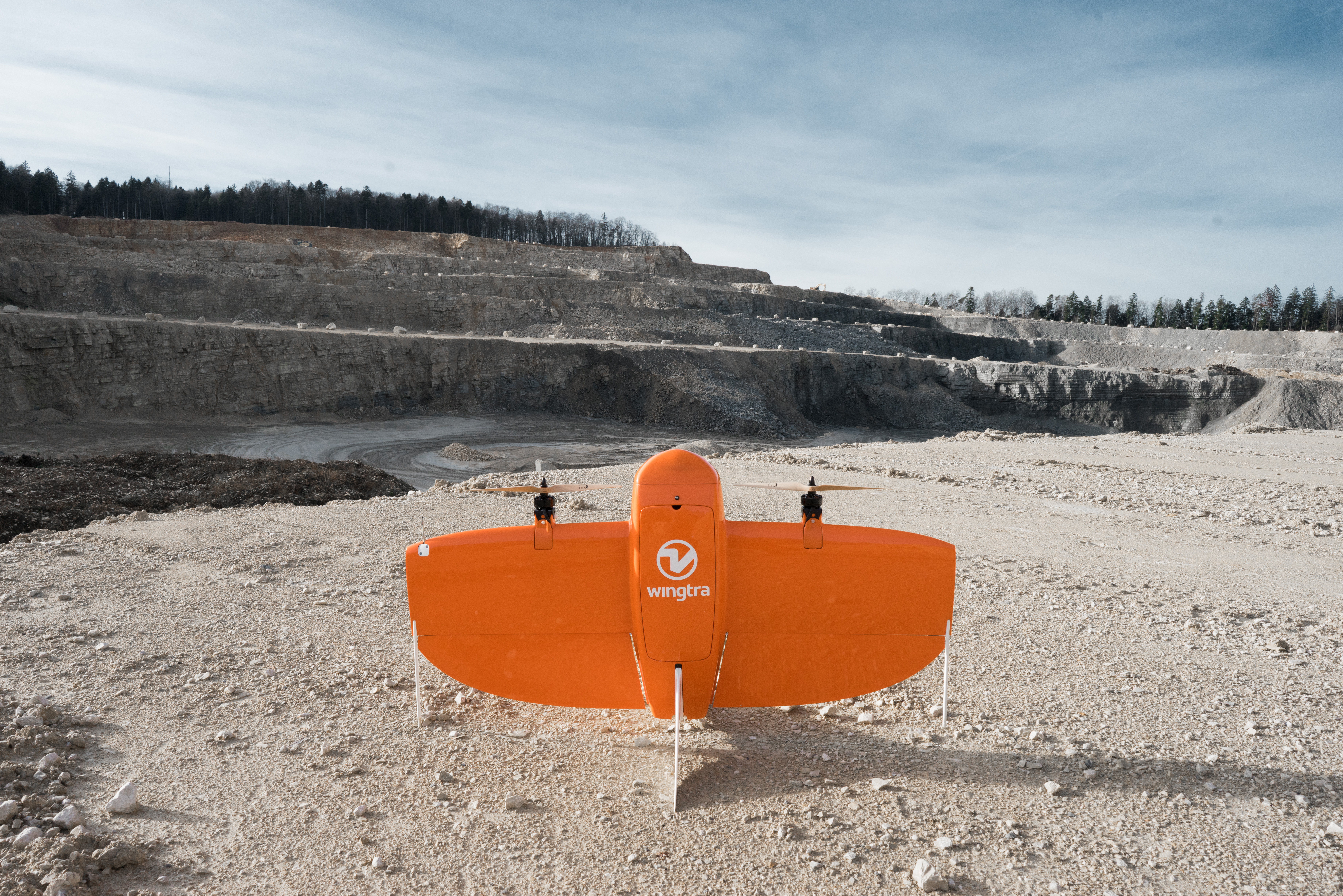 High accuracy drone photogrammetry - EE Publishers