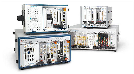 Pxi Data Acquisition System : Software defined testing is getting traction ee publishers