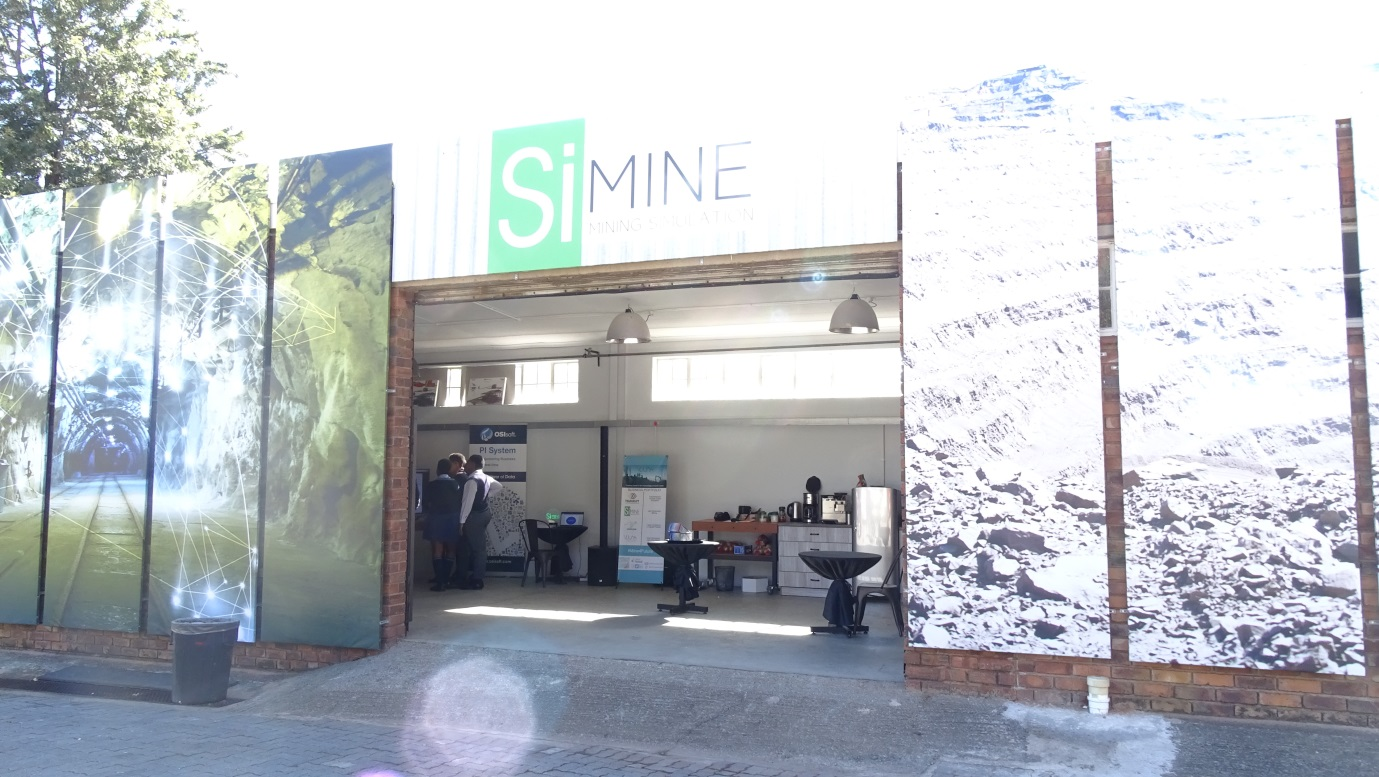 The CSIR campus in Johannesburg where SiMine is housed.