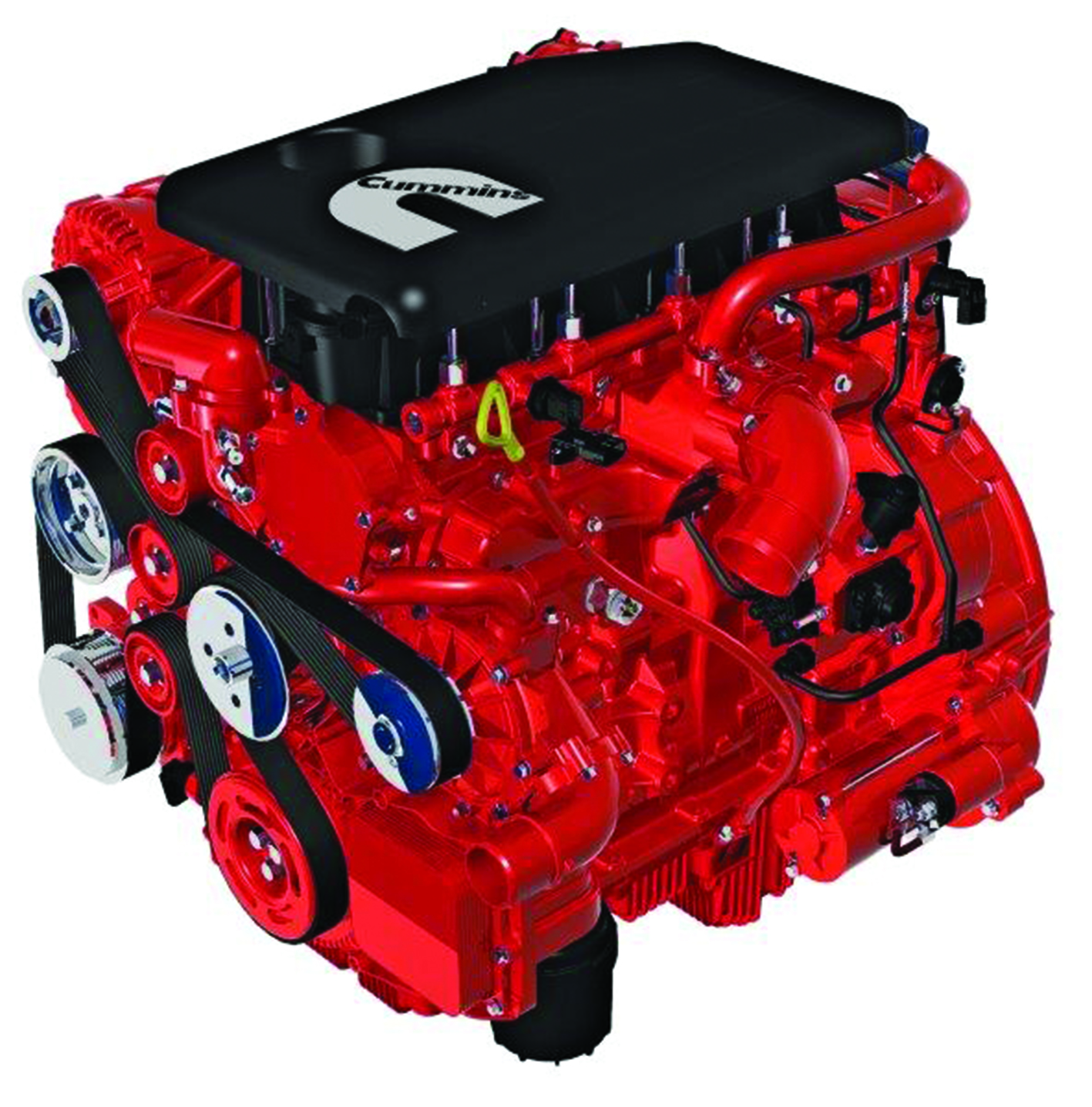 Diesel Engines Meet Euro Emissions Standards Credible Carbon Toyota Developing Worldfirst Vehicle Wiring Harnesses Recycling The Isf 28 And 38 L Four Cylinder Are Latest Additions To Cummins Range Of Customers Can Expect Benefit From Reliable