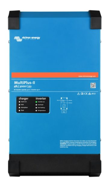 bf8e77f38d Victron Energy is expanding grid-connection approvals globally for its new  MultiPlus-II 48 V battery inverter-charger