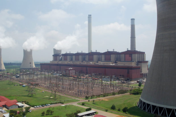 Government Sued Over Eskom S Ongoing Air Pollution Ee