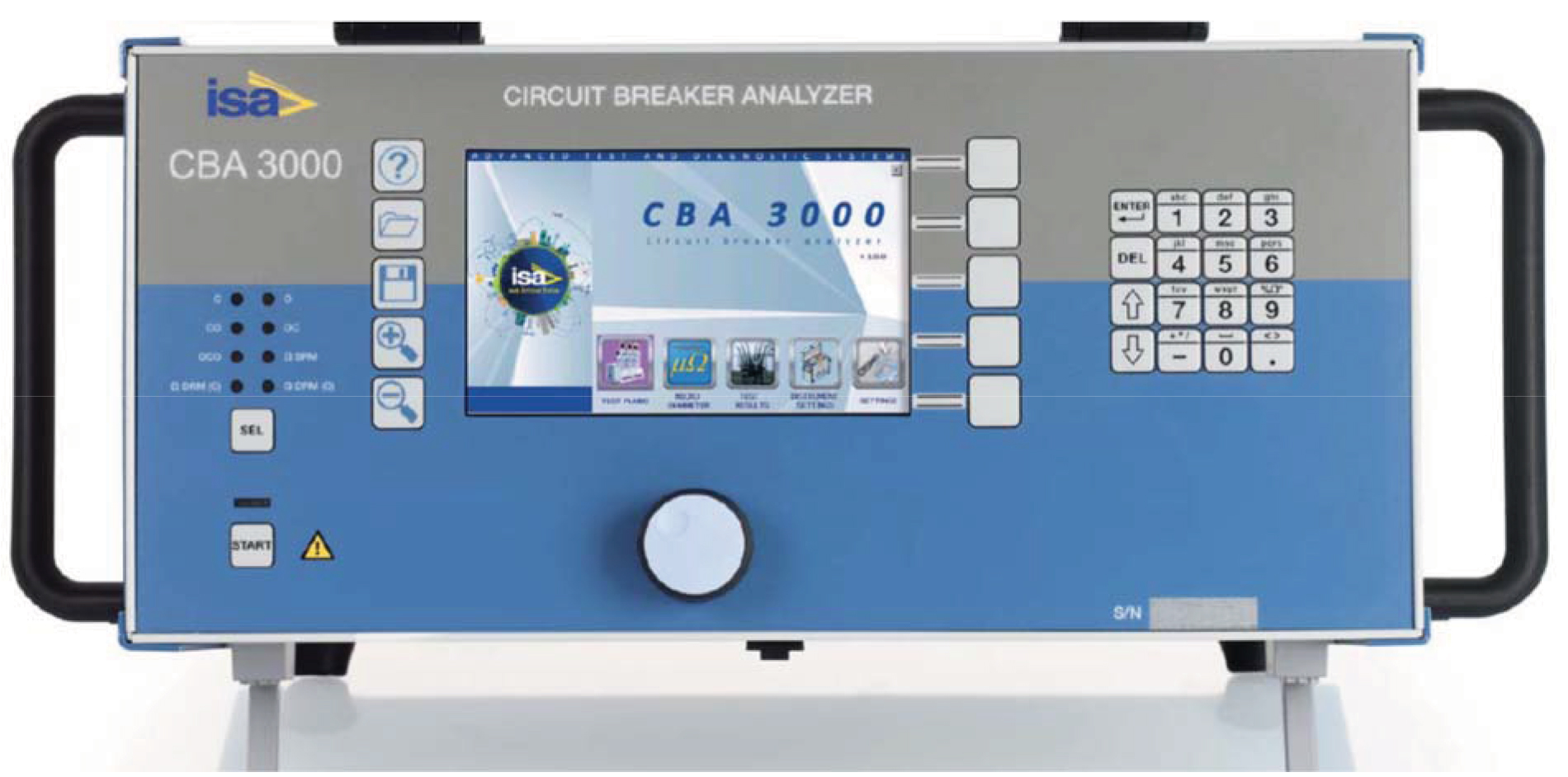 All in one circuit breaker analyser | Credible Carbon