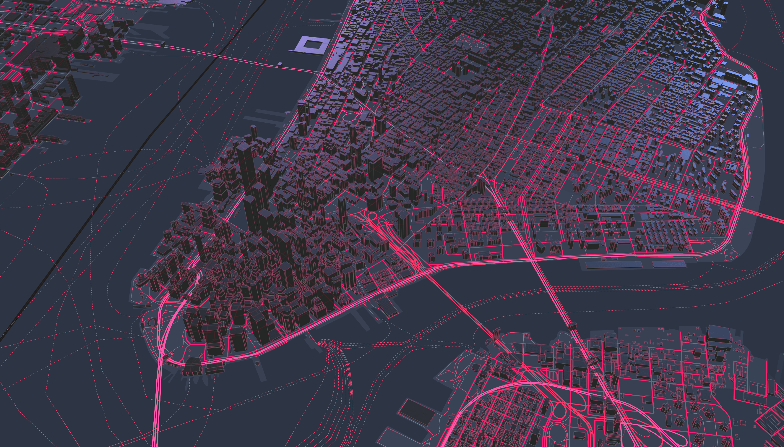 3D vector maps for the web - EE Publishers