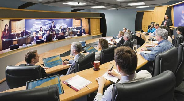 Video conferencing and telepresence - EE Publishers
